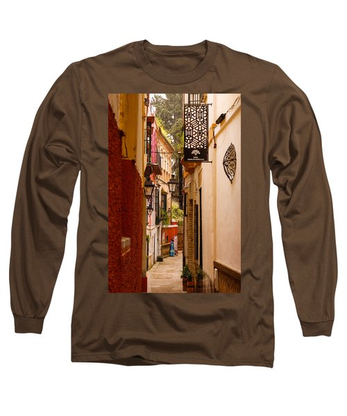 Streets Of Seville  Long Sleeve T-Shirt