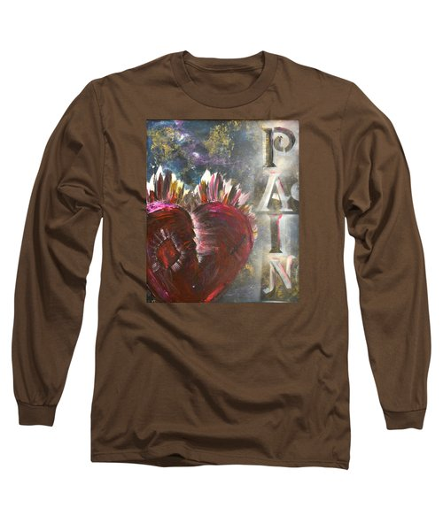 Striking Pain Long Sleeve T-Shirt