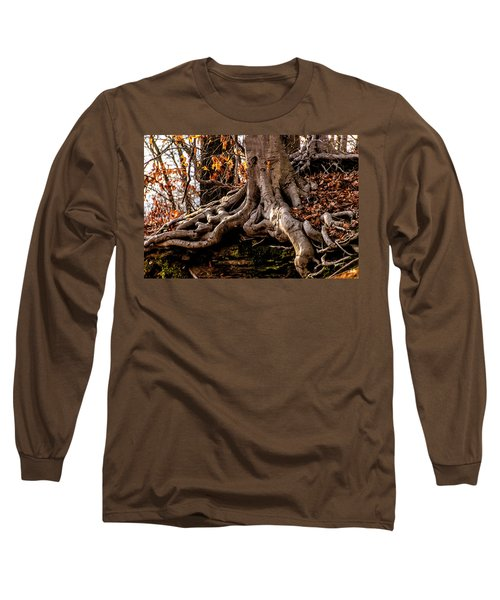 Strong Roots Long Sleeve T-Shirt