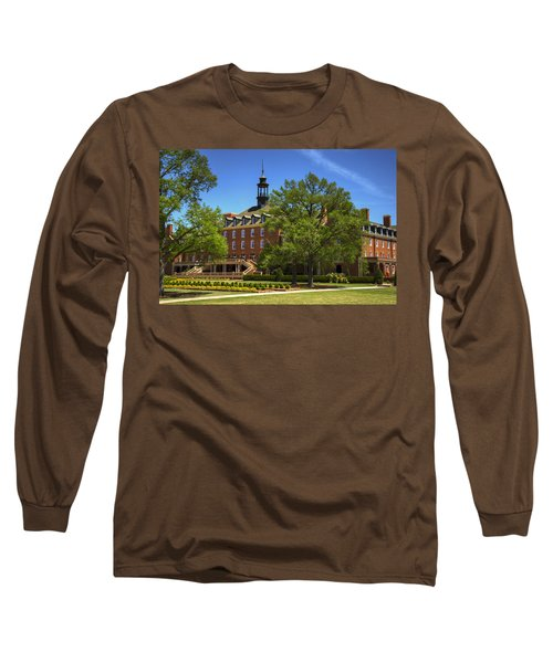 Student Union At Oklahoma State Long Sleeve T-Shirt