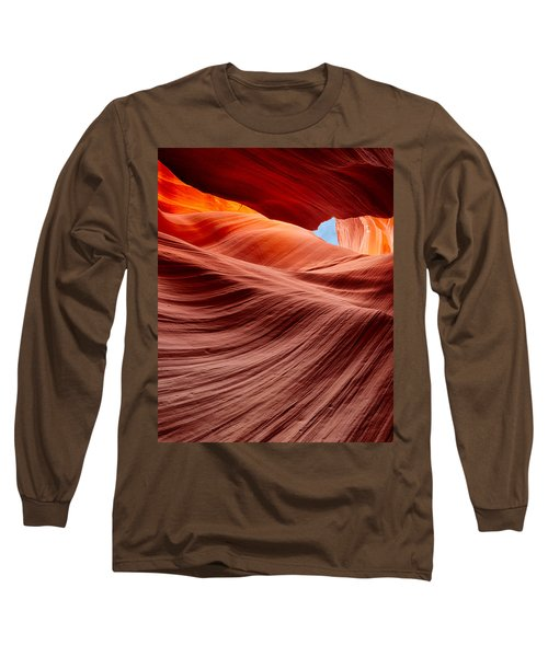 Subterranean Waves Long Sleeve T-Shirt