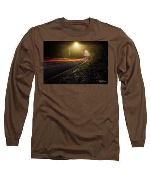 Suburbian Night Long Sleeve T-Shirt
