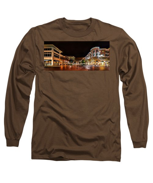 Sugar Land Town Square Long Sleeve T-Shirt