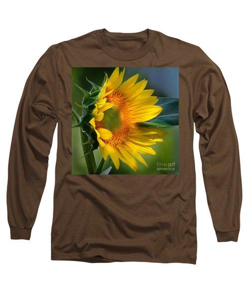 Summer Bonnet Long Sleeve T-Shirt
