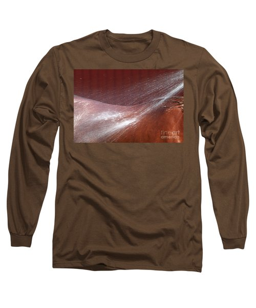 Cooling Off Long Sleeve T-Shirt by Michelle Twohig