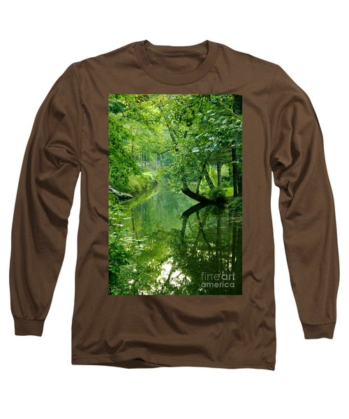 Summer Stream Long Sleeve T-Shirt