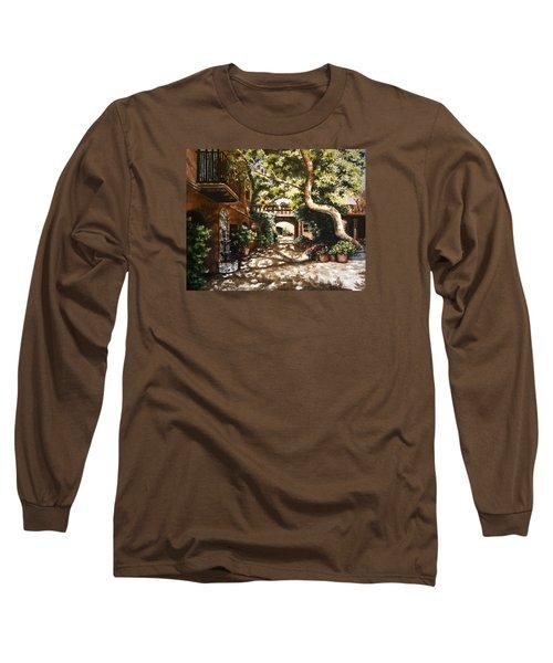 Summer Sun Long Sleeve T-Shirt