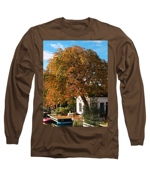 Sun Leaves Long Sleeve T-Shirt