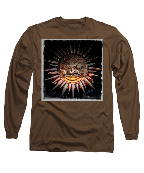 Sun Mask Long Sleeve T-Shirt