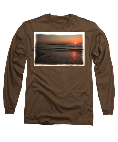 Sun Over The Ocean Long Sleeve T-Shirt