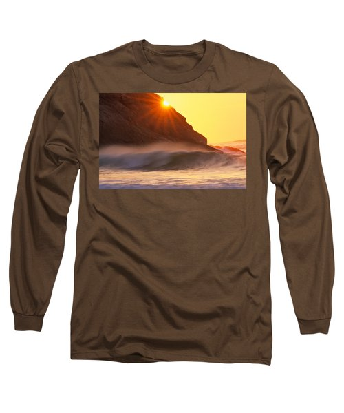 Sun Star Singing Beach Long Sleeve T-Shirt