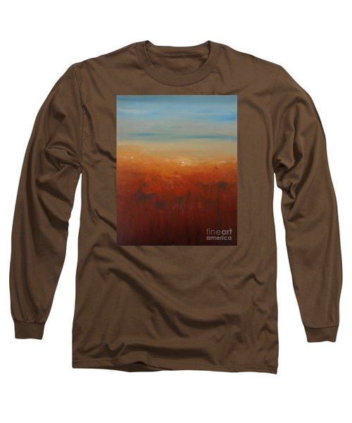 Sunburnt Country Long Sleeve T-Shirt by Jane  See