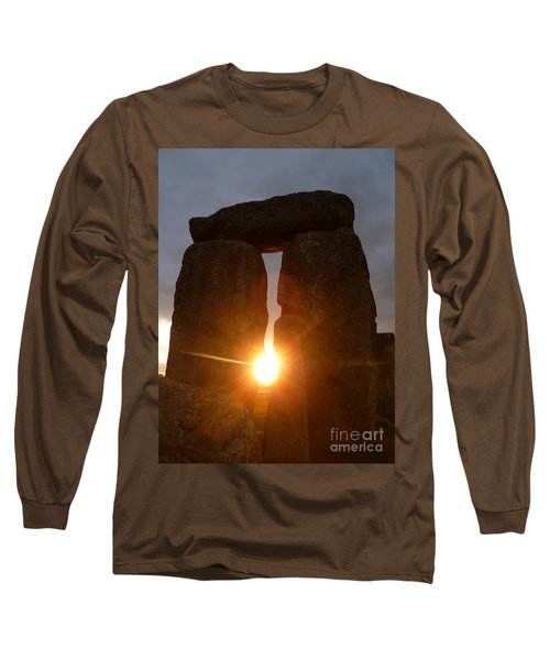 Sunburst Long Sleeve T-Shirt by Vicki Spindler