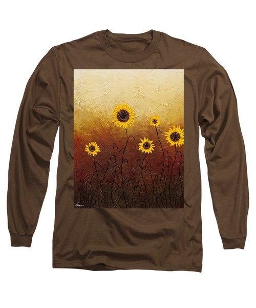 Sunflowers 1 Long Sleeve T-Shirt