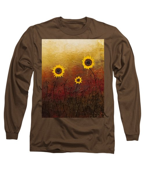 Sunflowers 2 Long Sleeve T-Shirt