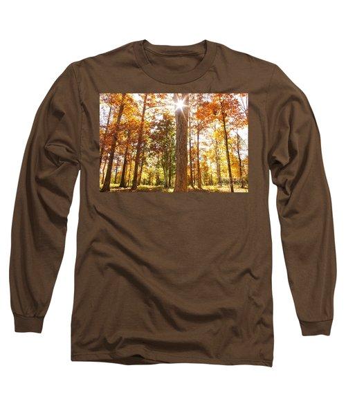 Sunny Hardwoods Long Sleeve T-Shirt