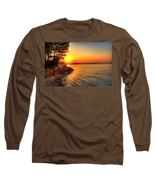 Sunrise Around The Bend Long Sleeve T-Shirt