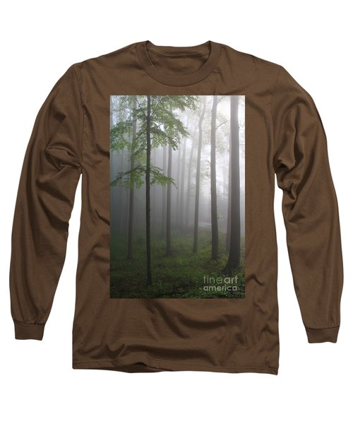 Sunrise Fog Long Sleeve T-Shirt