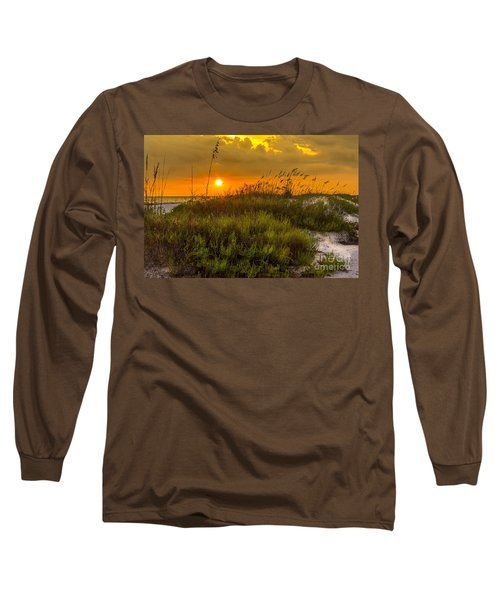 Sunset Dunes Long Sleeve T-Shirt by Marvin Spates
