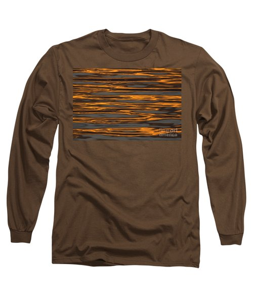 Sunset Reflections Long Sleeve T-Shirt