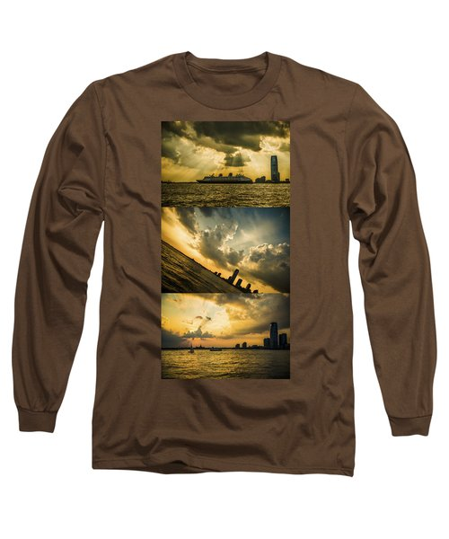 Sunset Trilogy Long Sleeve T-Shirt