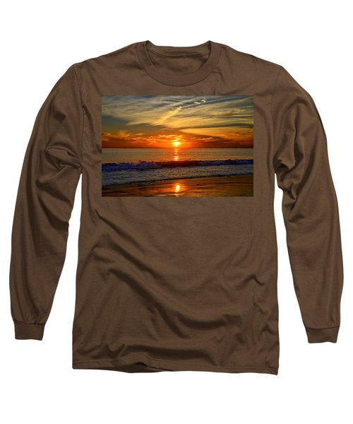 Sunset's Glow  Long Sleeve T-Shirt