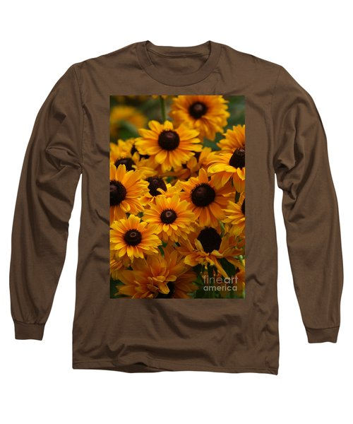Sunshine On A Stem Long Sleeve T-Shirt