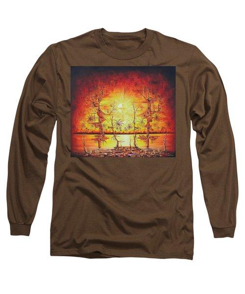 Sunshine On My Mind Long Sleeve T-Shirt