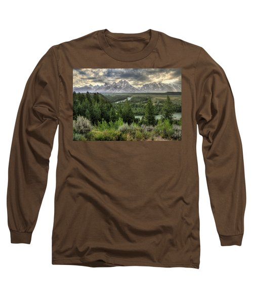 Sunstorm  Long Sleeve T-Shirt