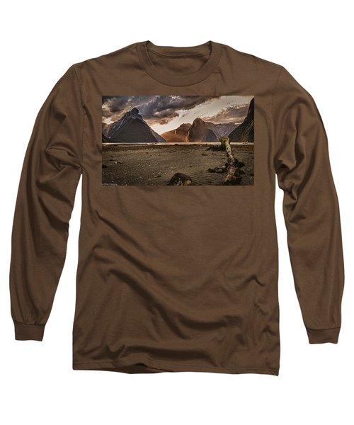 Surreal Milford Long Sleeve T-Shirt