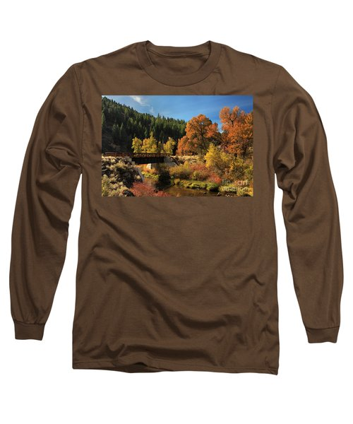 Susan River Bridge On The Bizz 2 Long Sleeve T-Shirt