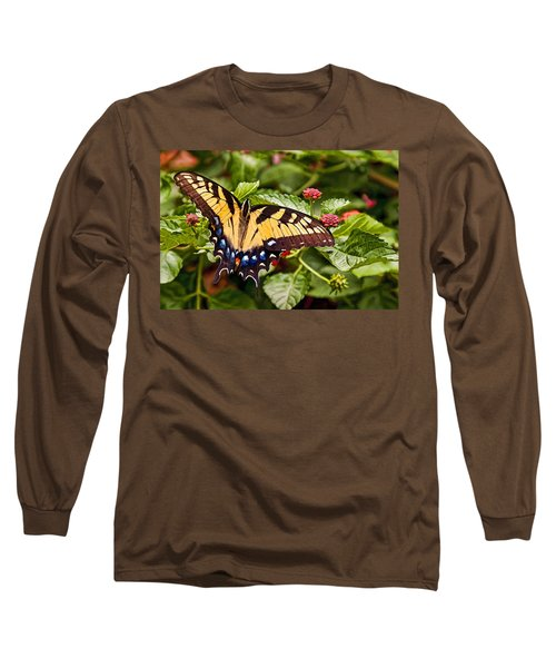 Swallowtail Beauty Long Sleeve T-Shirt