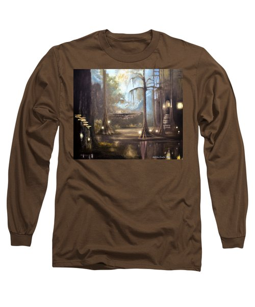 Swamp Life Long Sleeve T-Shirt