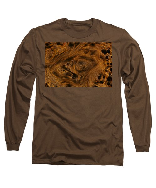 Swirling Long Sleeve T-Shirt