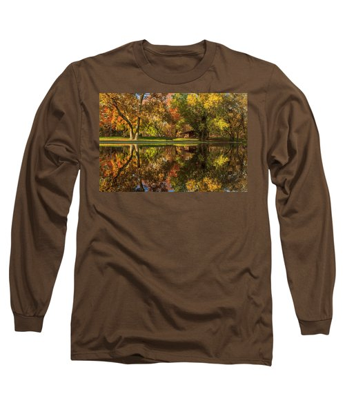 Sycamore Reflections Long Sleeve T-Shirt