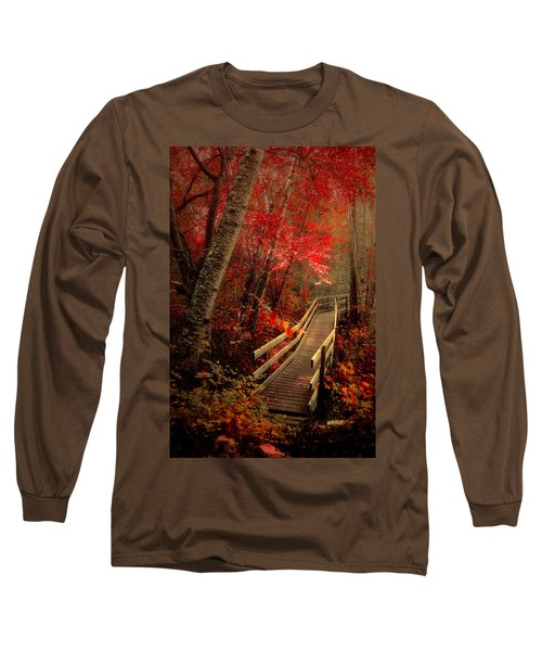 Take Shelter Long Sleeve T-Shirt