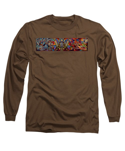 Tapestry Of Gods Long Sleeve T-Shirt