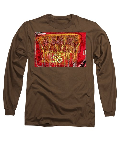 Tarkington Vol Fire Dept 56 Long Sleeve T-Shirt