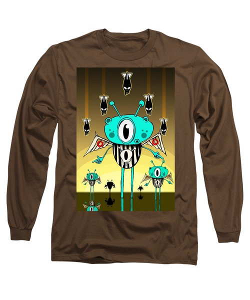 Team Alien Long Sleeve T-Shirt