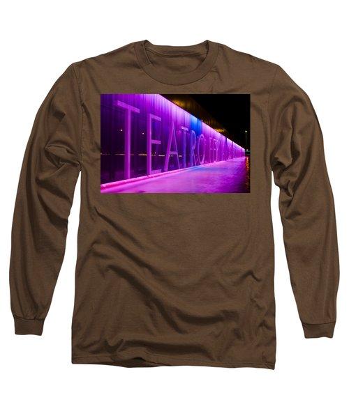 Teatro Fernan Gomez Long Sleeve T-Shirt