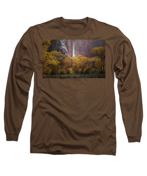 Temple Of Sinewava 1 Long Sleeve T-Shirt by Susan Rovira