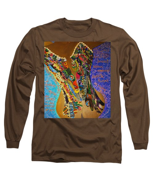 Temple Of The Goddess Eye Vol 1 Long Sleeve T-Shirt