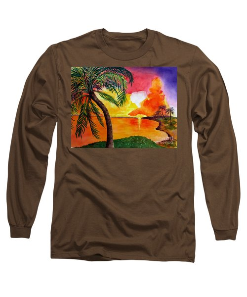 Tequila Sunset Long Sleeve T-Shirt