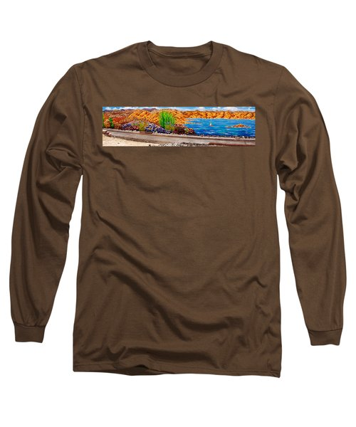 Teri1 Long Sleeve T-Shirt