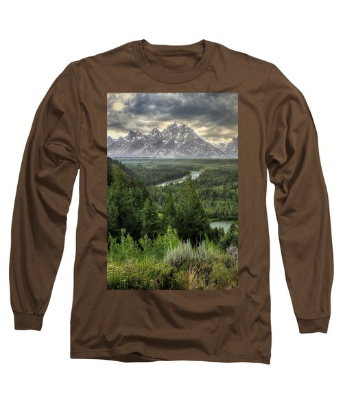 Teton Visions Long Sleeve T-Shirt