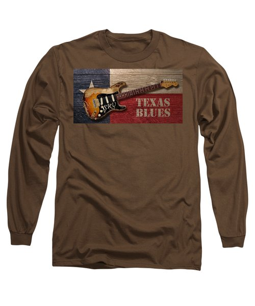 Texas Blues Long Sleeve T-Shirt