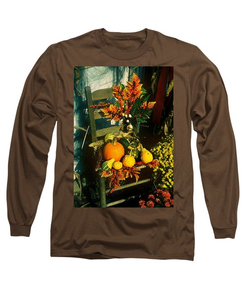 The Autumn Chair Long Sleeve T-Shirt