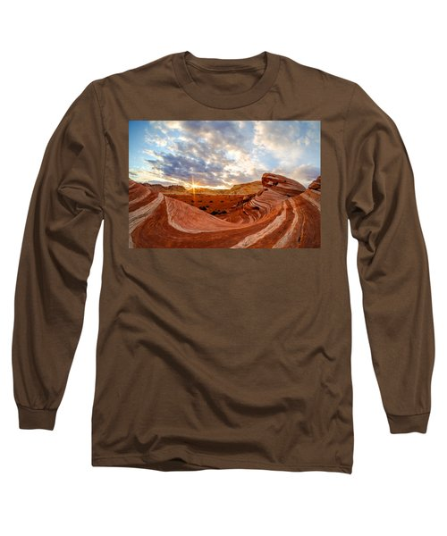 The Bacon Wave Long Sleeve T-Shirt