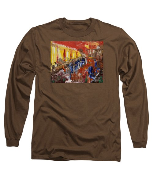 The Barber's Shop - 2 Long Sleeve T-Shirt