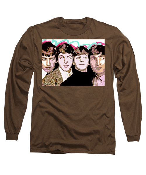 The Beatles Love Long Sleeve T-Shirt
